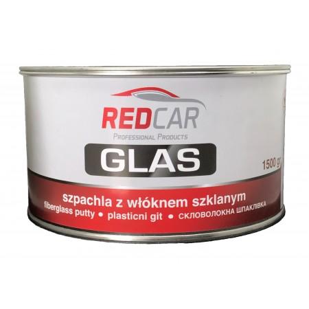 GLAS 1.7KG, 1.5KG, 0.750KG, 0.500KG, 0.210KG